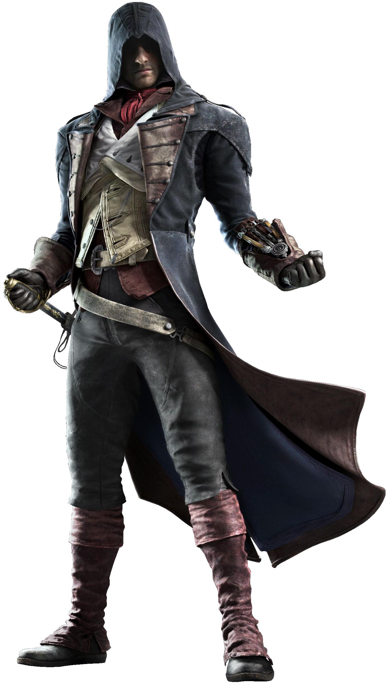Arno dorian assassins creed rogue